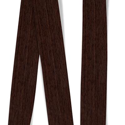 Obrzeże okleiny modyfikowanej Wenge Escuro, grubość: 0,6 mm