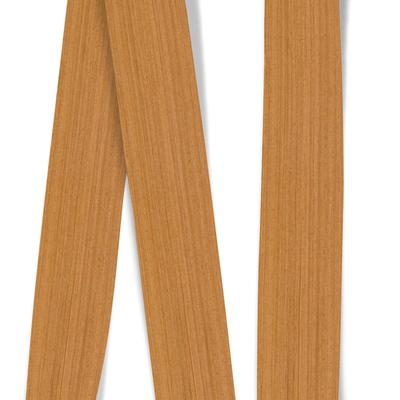 Obrzeże okleiny modyfikowanej Teak 3001PW, grubość: 0,6 mm