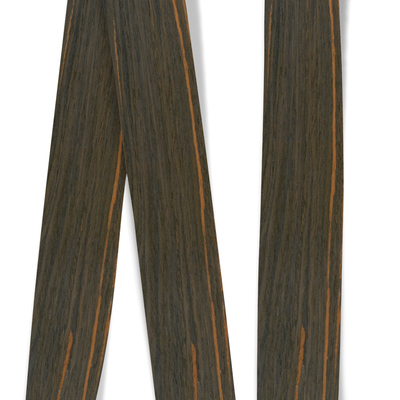 Obrzeże okleiny modyfikowanej Palisander Imperial, grubość: 0,6 mm