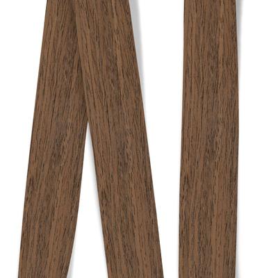 Obrzeże okleiny modyfikowanej Wenge 0002PI, grubość: 0,6 mm