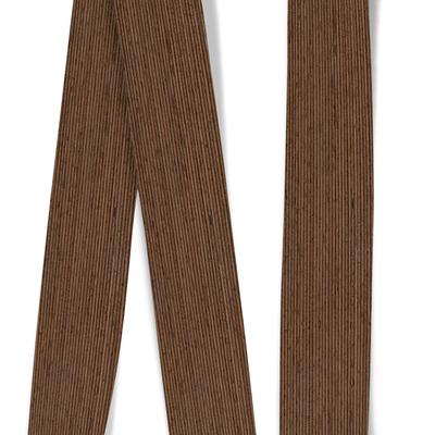 Obrzeże okleiny modyfikowanej Wenge 5001PW, grubość: 0,6 mm,