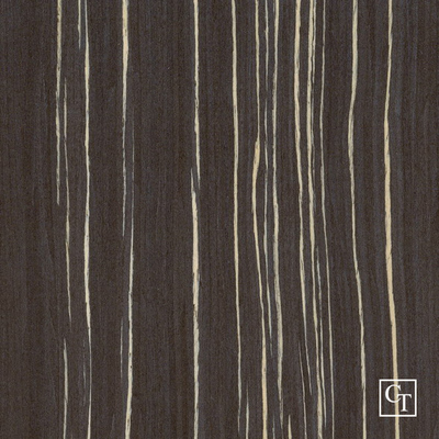 Okleina modyfikowana drewnopodobna Zebrano Czarne ZE-0149PS Fornir
