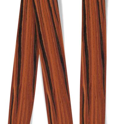 Obrzeże okleiny modyfikowanej Palisander Maraska, grubość: 0,6 mm