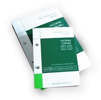 Wzornik Oklein Modyfikowanych - format A4