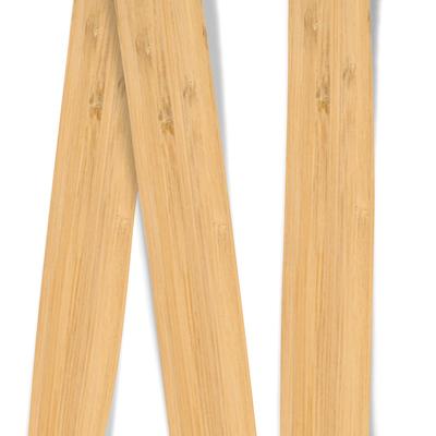 Obrzeże okleiny modyfikowanej Bambus Carmel Wąski, grubość: 0,6 mm