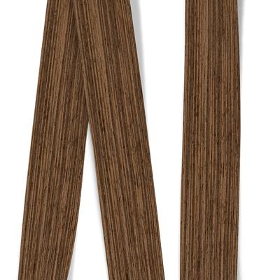Obrzeże okleiny modyfikowanej Wenge 5006PW, grubość: 0,6 mm