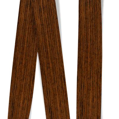 Obrzeże okleiny modyfikowanej Wenge 1514PS, grubość: 0,6 mm