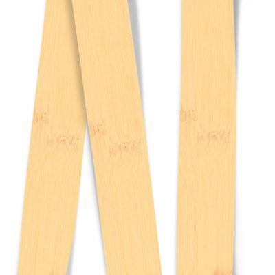 Obrzeże okleiny modyfikowanej Bambus Natural Szeroki, grubość: 0,6 mm