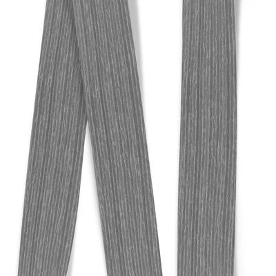Obrzeże okleiny modyfikowanej Dąb Nero, grubość: 0,6 mm