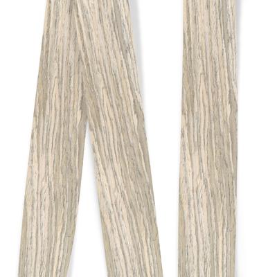 Obrzeże okleiny modyfikowanej Dąb Syberyjski, grubość: 0,6 mm