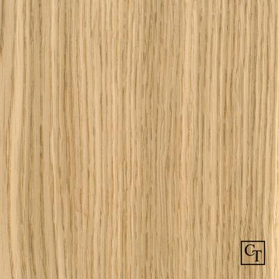 Okleina meblowa naturalna dąb europejski pasiak 0,6mm