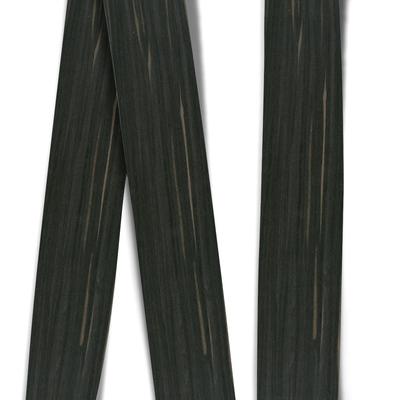 Obrzeże okleiny modyfikowanej Heban Morocco, grubość: 0,6 mm