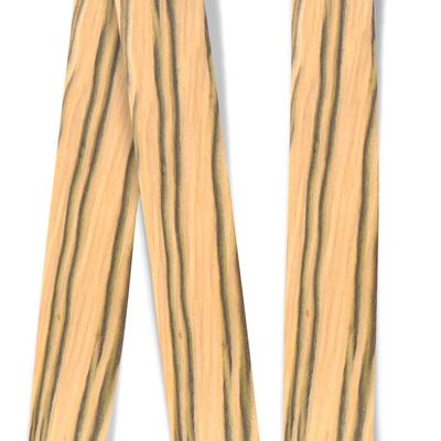 Obrzeże okleiny modyfikowanej Palisander Indiana, grubość: 0,6 mm