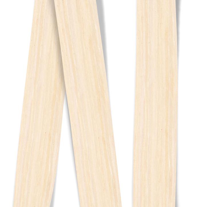 Obrzeże okleiny modyfikowanej Dąb Bielony DB-0001 PS, grubość: 0,6 mm (1)
