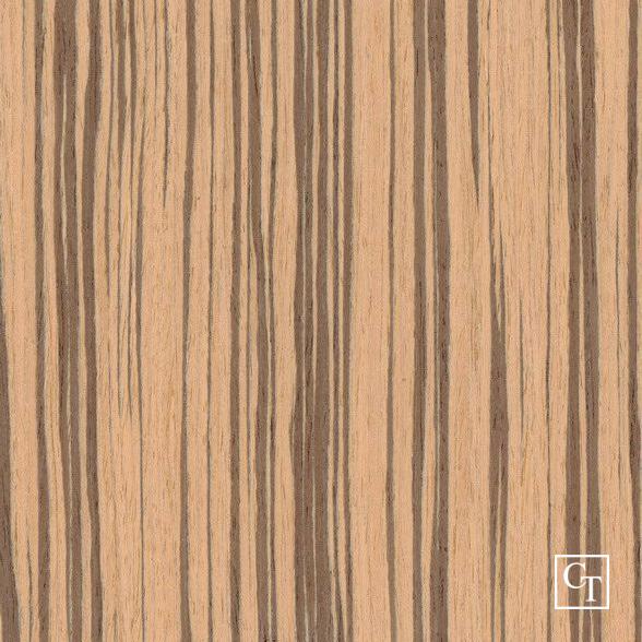 Zebrano ZE-0021PS Fornir - okleina  modyfikowana drewnopodobna (1)