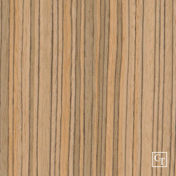 Zebrano ZE-0001PS Fornir - Okleina modyfikowana drewnopodobna  (1)